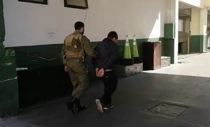 Insólito: joven fue dejado en libertad y a los cinco minutos lo detuvieron nuevamente