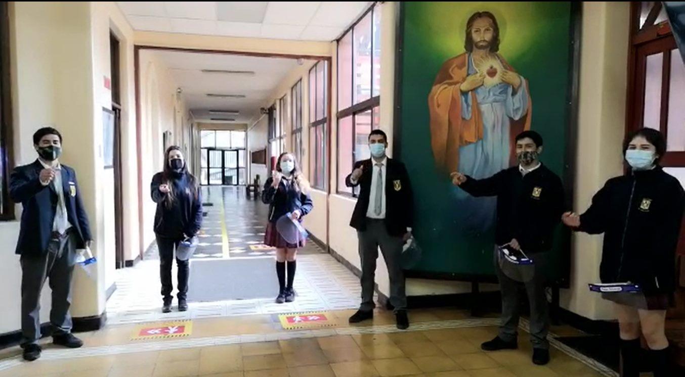 Liceo Alemán de Los Ángeles regresa a clases presenciales el próximo 13 de octubre