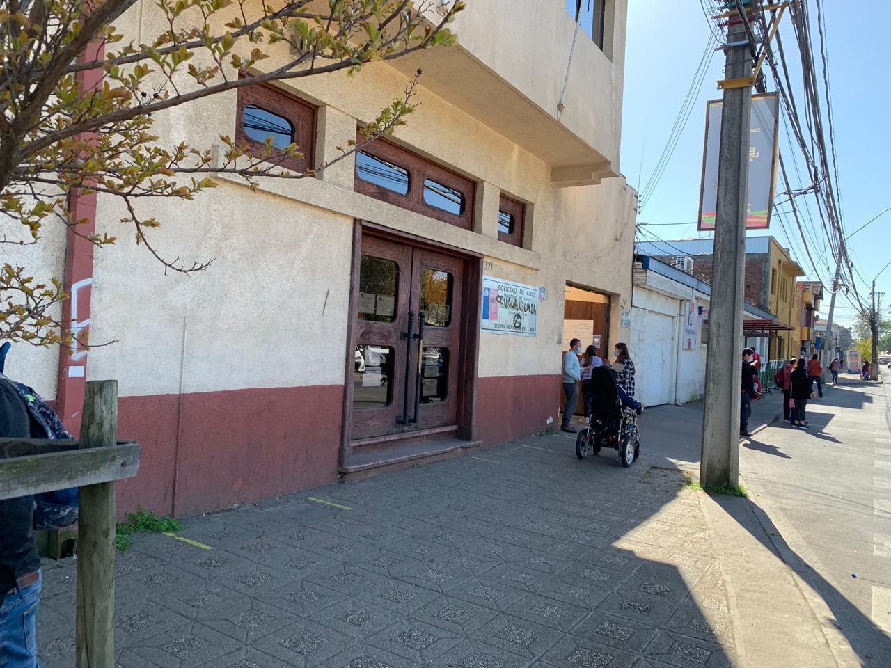 Los Ángeles: Funcionario de la Seremi de Salud da positivo a Covid y cierran edificio