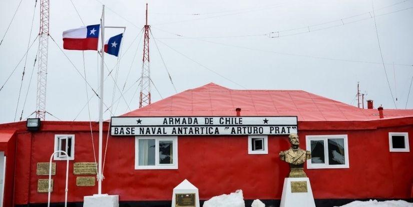 SHOA descarta tsunami tras fuerte sismo en territorio antártico chileno