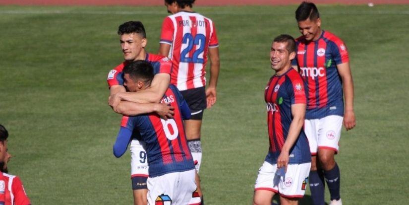 Deportes Iberia volvió a los abrazos con trabajado triunfo de visita ante Linares