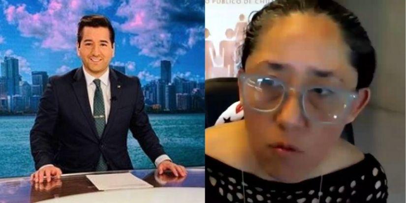 «Activista de izquierda»: Javier Olivares se va en picada contra Ximena Chong