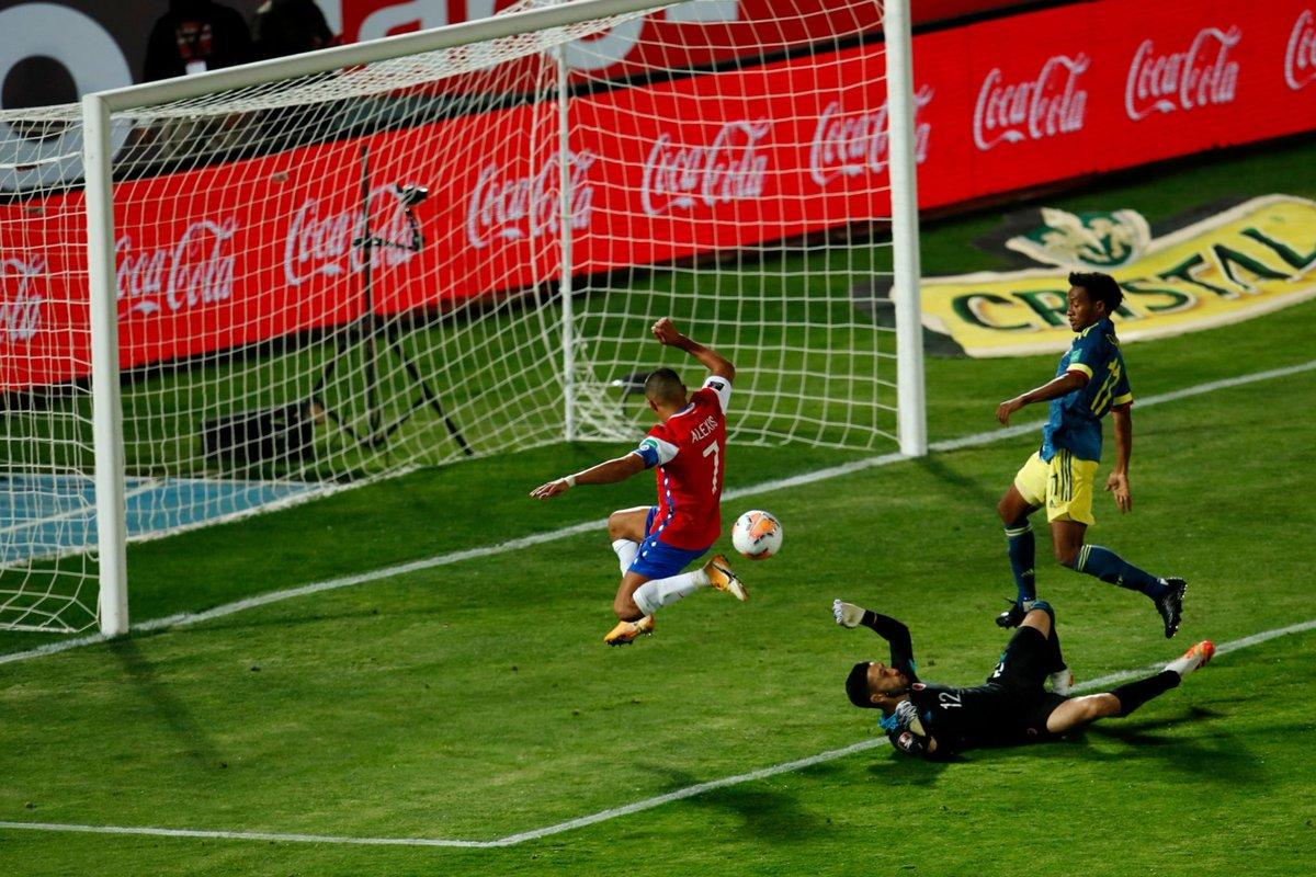 Empate con sabor a derrota: Colombia iguala 2 a 2 en los 90′