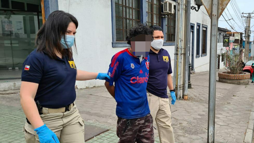 Envían a la cárcel a hombre que golpeó y violó a mujer con discapacidad cognitiva