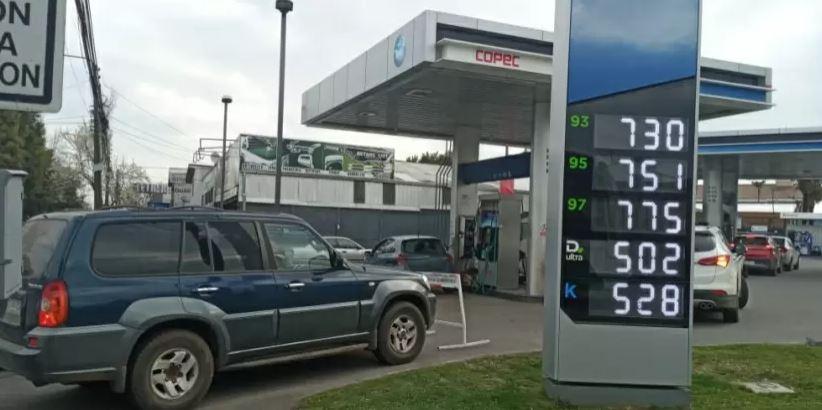 ENAP informa que el precio de las bencinas bajarán desde este jueves