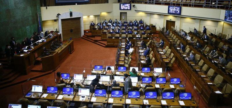 Diputada UDI se descargó por segundo retiro: «El Congreso tiene que dejar de ser un circo»