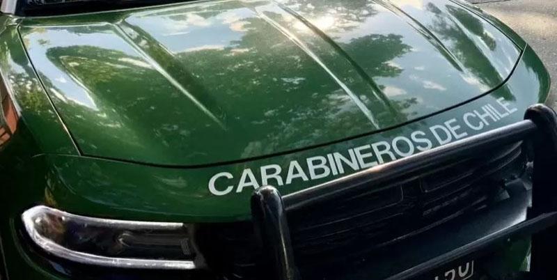 General de Carabineros se enfrentó a tiros con delincuentes para frustrar 'encerrona'