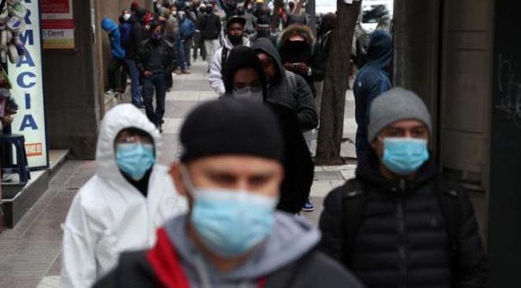 Balance Covid: Chile registra la cifra más baja de nuevos casos tras casi  6 meses