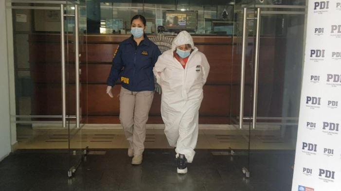Detienen a 3 personas en Coronel por transportar más de 15 mil dosis de cocaína