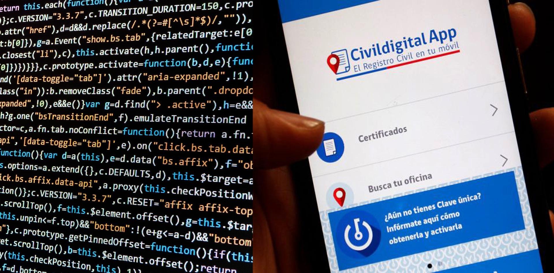 Hackers sustrajeron los datos de las Claves Únicas de todos los chilenos