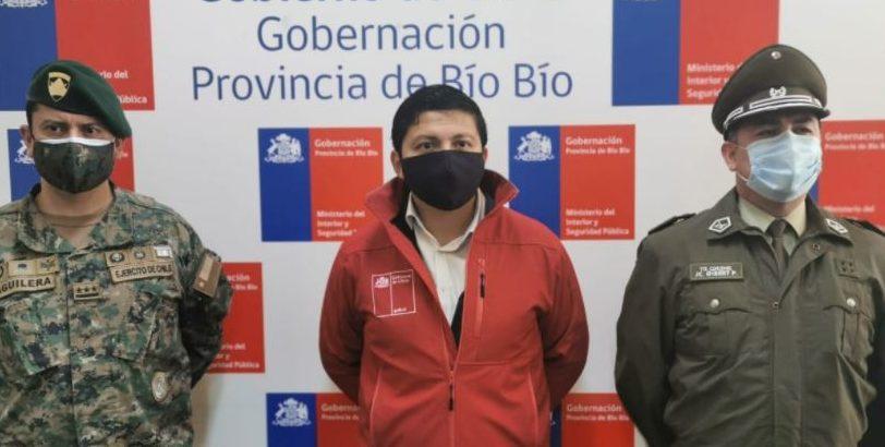 Provincia de Biobío fue la primera de la región en constituir las mesas electorales