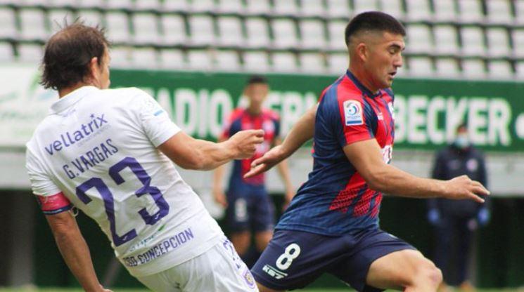 Segunda División: Deportes Iberia empató con D. Concepción en duelo de 'necesitados'