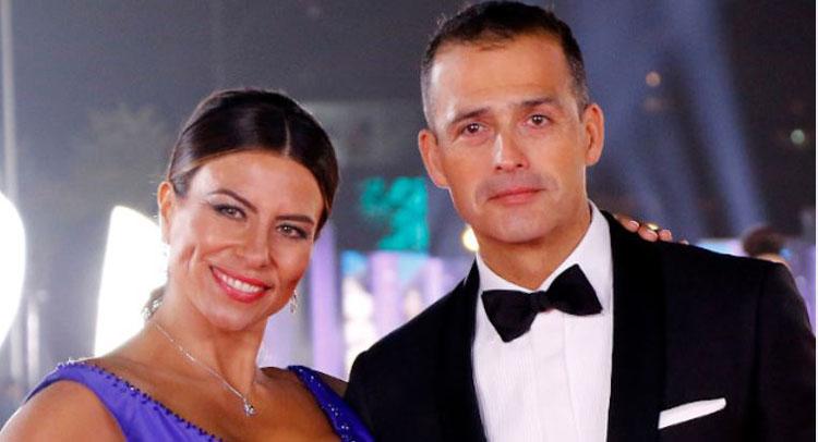 Sigue sumando problemas: ex esposa de Iván Núñez lo denunció por amenazas