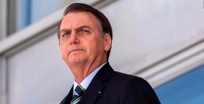 Bolsonaro y ataque a iglesias en Chile: «Fueron grupos de izquierda»
