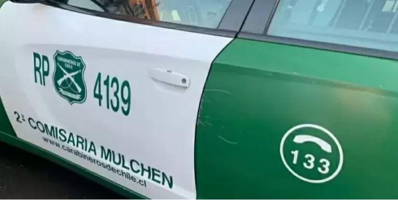 Mulchén: dos detenidos tras robar un Minimarket con pistolas de aire comprimido