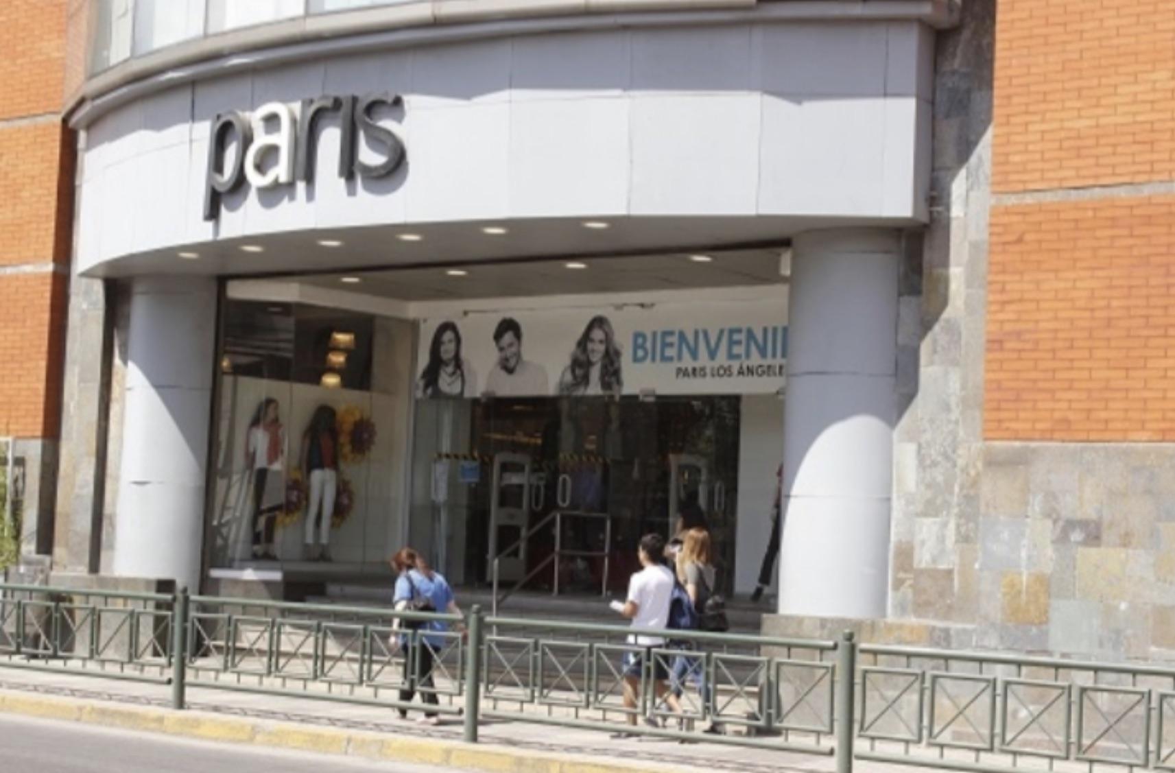 Los Ángeles: Confirman brote de contagios en tienda Paris del Mall