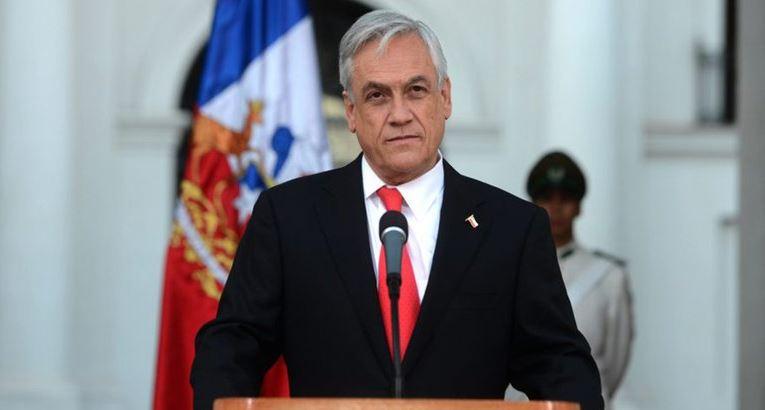 Piñera y muerte de Carabinero: «Hay que terminar con la violencia»