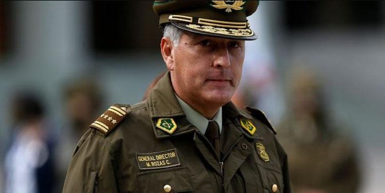 General Mario Rozas no deja dudas y descarta renuncia: «Mi deber es continuar»