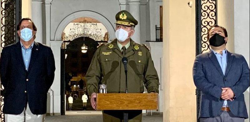General Rozas y balance del 18-O: Ha quedado en evidencia quiénes son los delincuentes