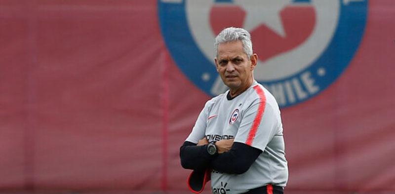 Sufre Rueda: La Roja pierde a un nuevo jugador para el partido ante Colombia