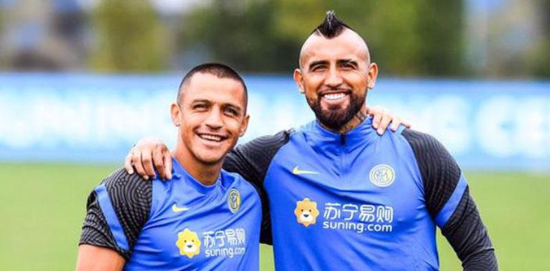 Vidal y Sánchez contra el Real Madrid: chilenos conocieron sus rivales en Champions League