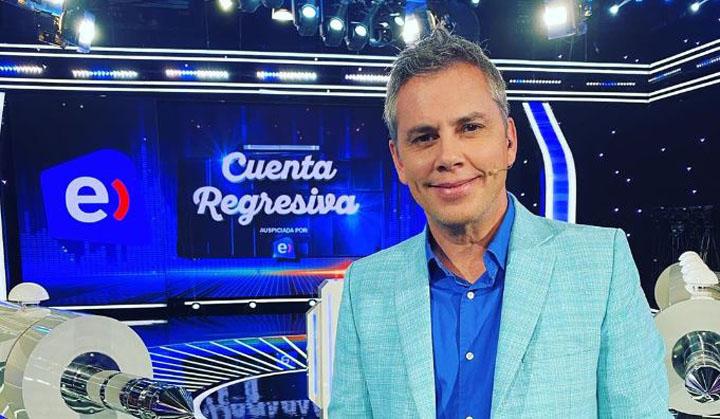 Vuelve a la TV: José Miguel Viñuela animará programa de concursos en Mega