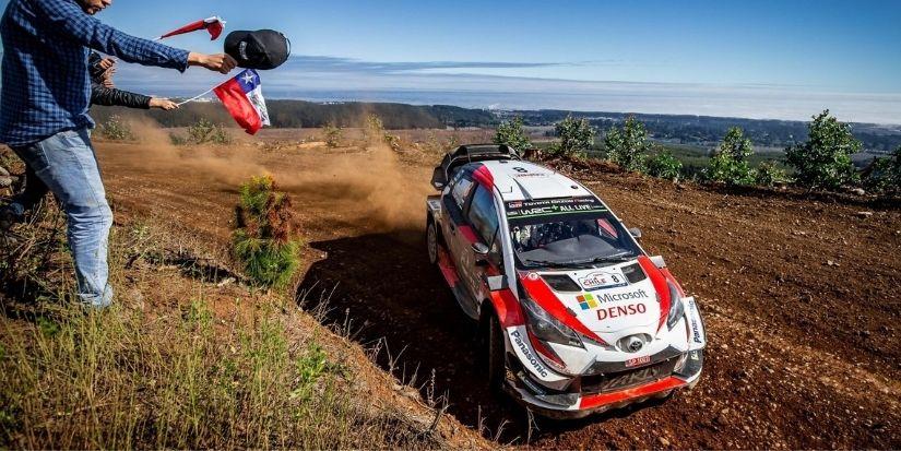 ¡A fondo! Confirman a Bío Bío y Ñuble como sedes de una fecha del WRC 2021