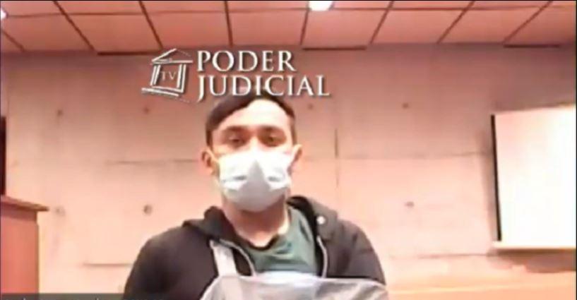 Padre de Carabinero acusado de lanzar a un joven al Mapocho: «Mi hijo no es un monstruo»