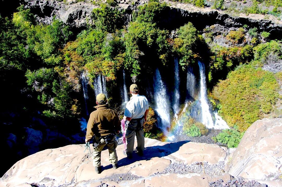 Antuco: Conaf reabre el Parque Nacional Laguna del Laja con aforo de 150 personas