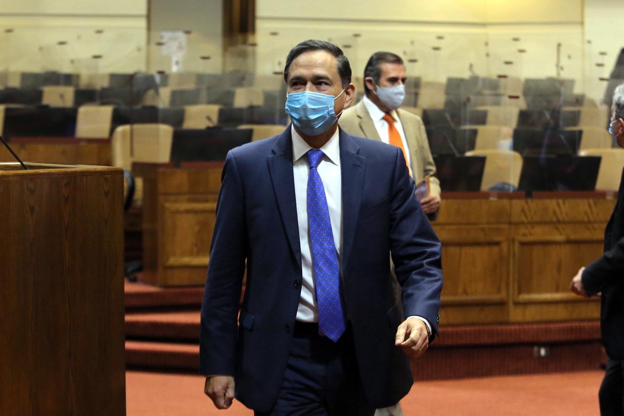 Diputado Norambuena pide al Gobierno impulsar agenda legislativa en beneficio de Carabineros