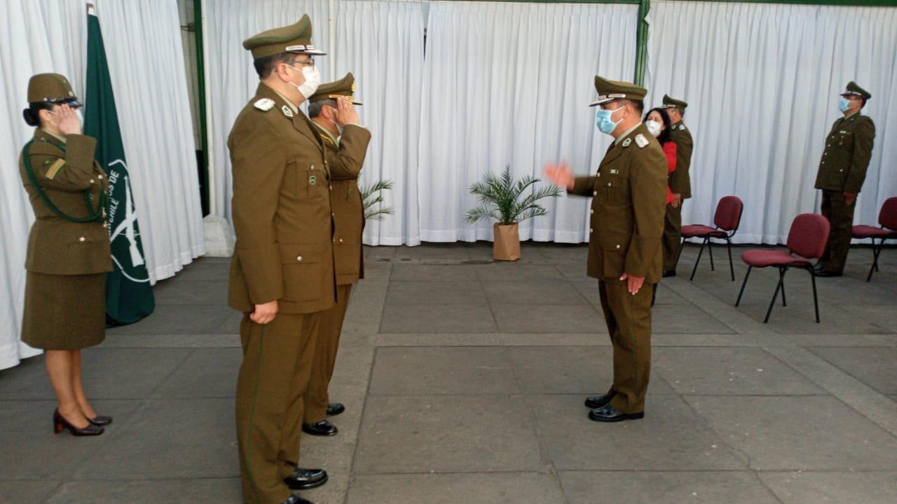 Los Ángeles: Prefecto deja el cargo y comandante asume la prefectura de manera interina