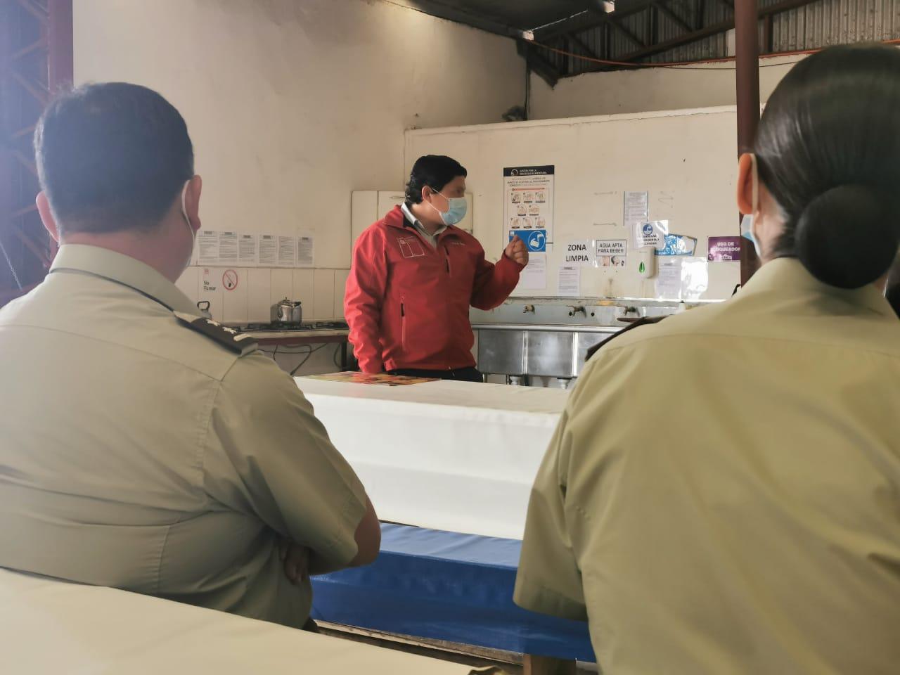 Inician temporada laboral agrícola en la provincia de Biobío con fuerte fiscalización