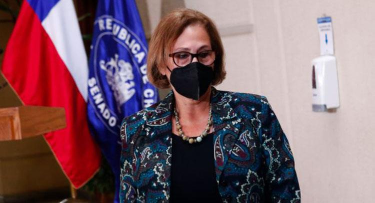 Presidenta del Senado critica a Piñera por dichos contra 2do retiro: «Es lamentable este maltrato»