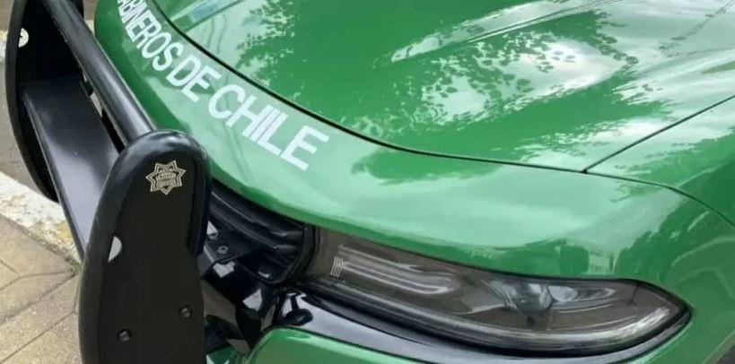 Los Ángeles: Conductor ebrio colisiona a patrulla de carabineros en toque de queda