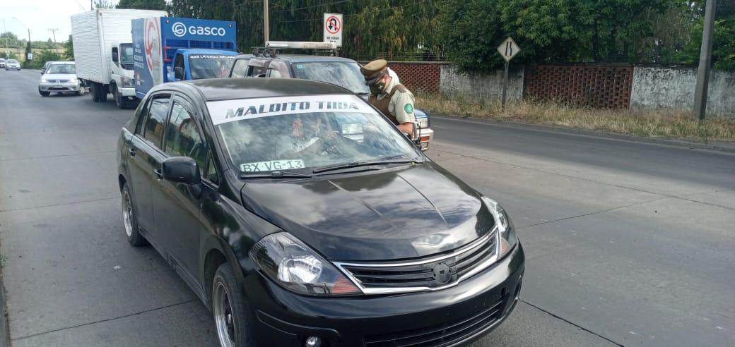 Los Ángeles: Cuarentena de fin de semana deja 46 detenidos y más de 400 autos devueltos