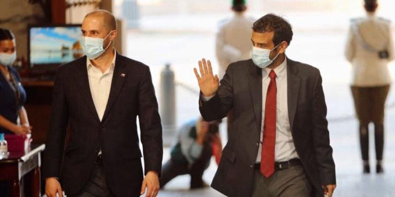 «Están picados»: Bellolio responde a críticas de la oposición contra ministro Delgado