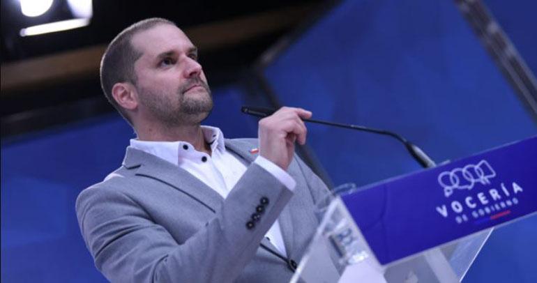 Vocero Bellolio y críticas por proyecto del 10%: «El Gobierno respalda este retiro»
