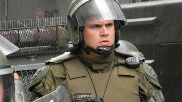 Acusado de disparar a Gustavo Gatica fue formalizado por delitos contra otro manifestante