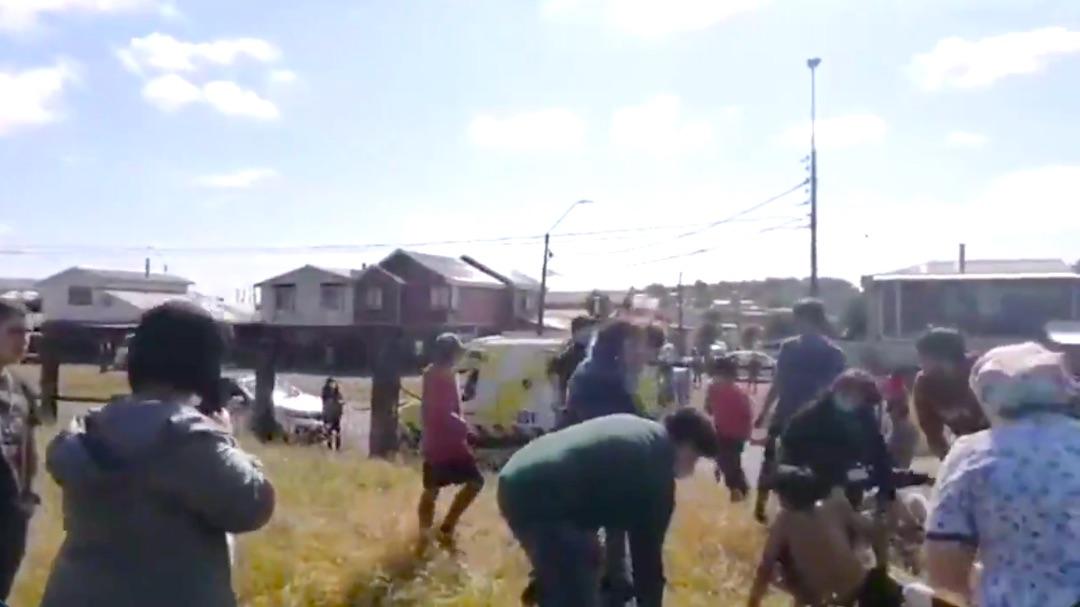 Carabineros disparan contra dos menores en hogar del Sename de Talcahuano
