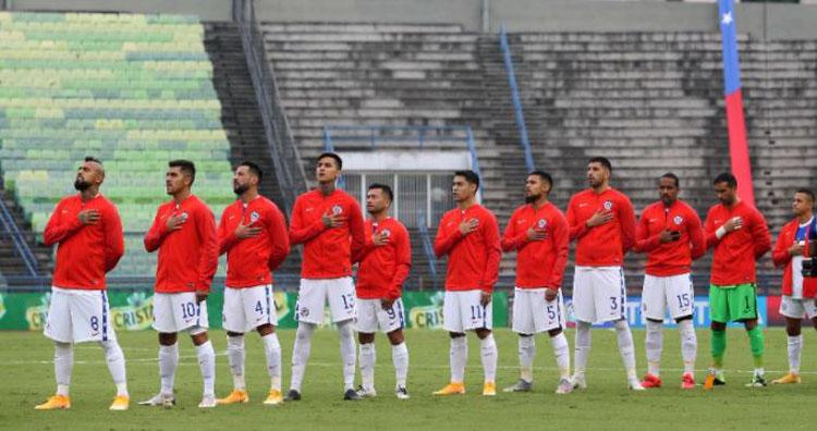 Pese a irregular fecha Conmebol: La Roja mantuvo su lugar en el ranking FIFA