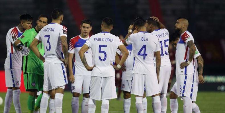 Histórica derrota: Chile cayó ante Venezuela y sigue sin convencer en Eliminatorias