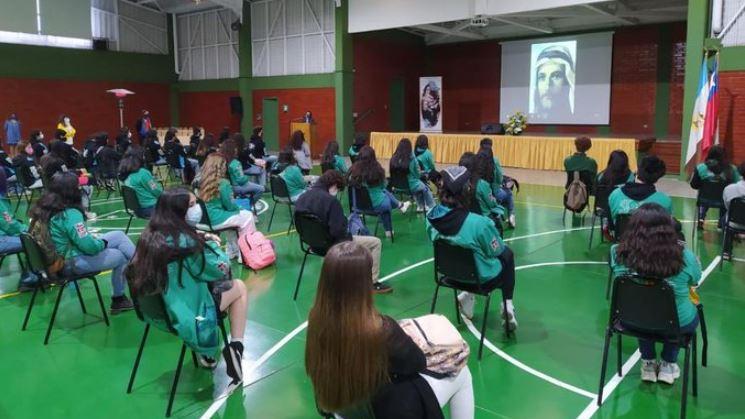 Los Ángeles: Colegio Teresiano comenzó regreso gradual a las clases