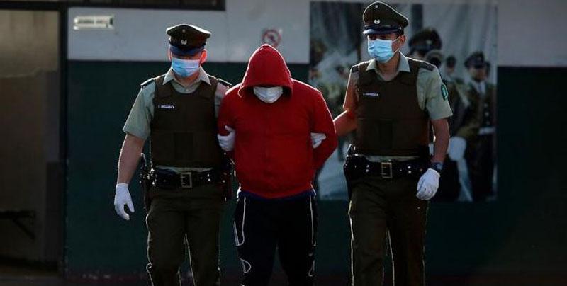 Prisión preventiva para el presunto 'asesino serial' de Santiago: Lo investigan por 8 homicidios