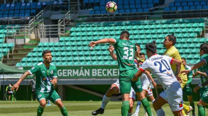 Deportes Iberia cayó de local ante Vallenar y sigue en zona de riesgo en la clasificación