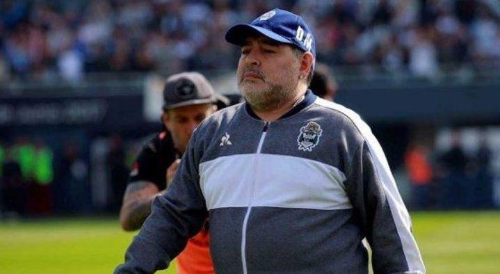 Pesar en el mundo del fútbol: murió Diego Armando Maradona