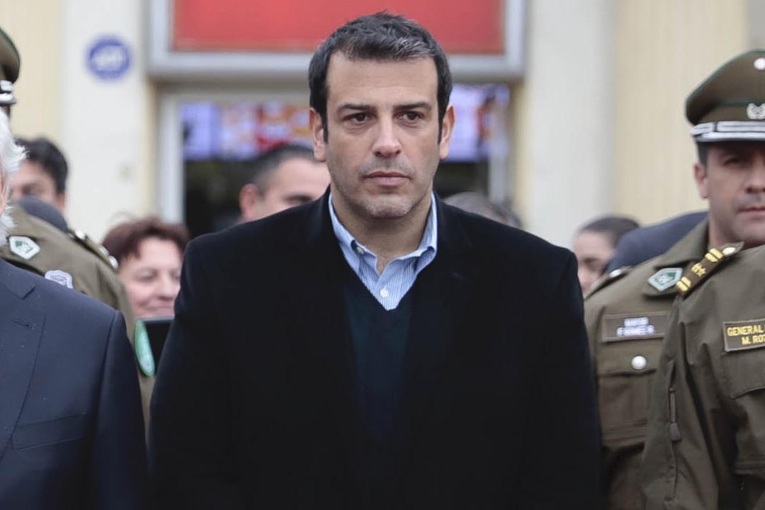 Piñera nombrará al alcalde de Estación Central como Ministro del Interior