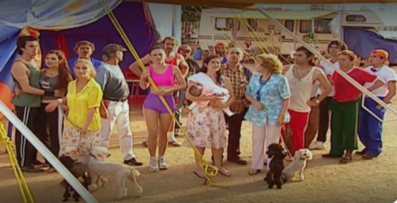 El Circo de las Montini regresó a la TV con emotivo homenaje a actores fallecidos