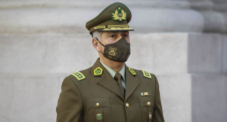 Mario Rozas envió un audio de despedida a carabineros con una 'última orden'