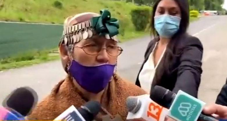 El descargo de la tía de carabinero asesinado: «Lo mataron por ser mapuche»