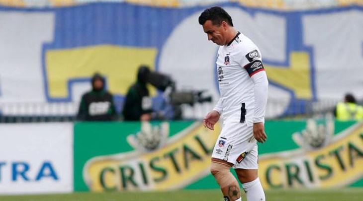 Sufre Colo Colo: Paredes tiene fractura y se suma a la larga lista de lesionados albos